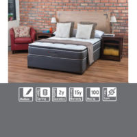 Beds and More in Parow - Executive-Pillow-Top---Contour-Bed-Range 1