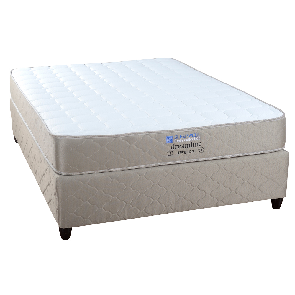 Dreamline foam beds and more for Best mattress for lightweight person