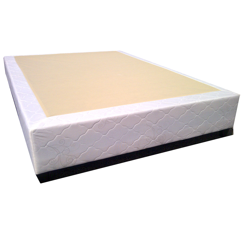 Bed Bases Bed Base Valueplus White 4 Legs Beds And More