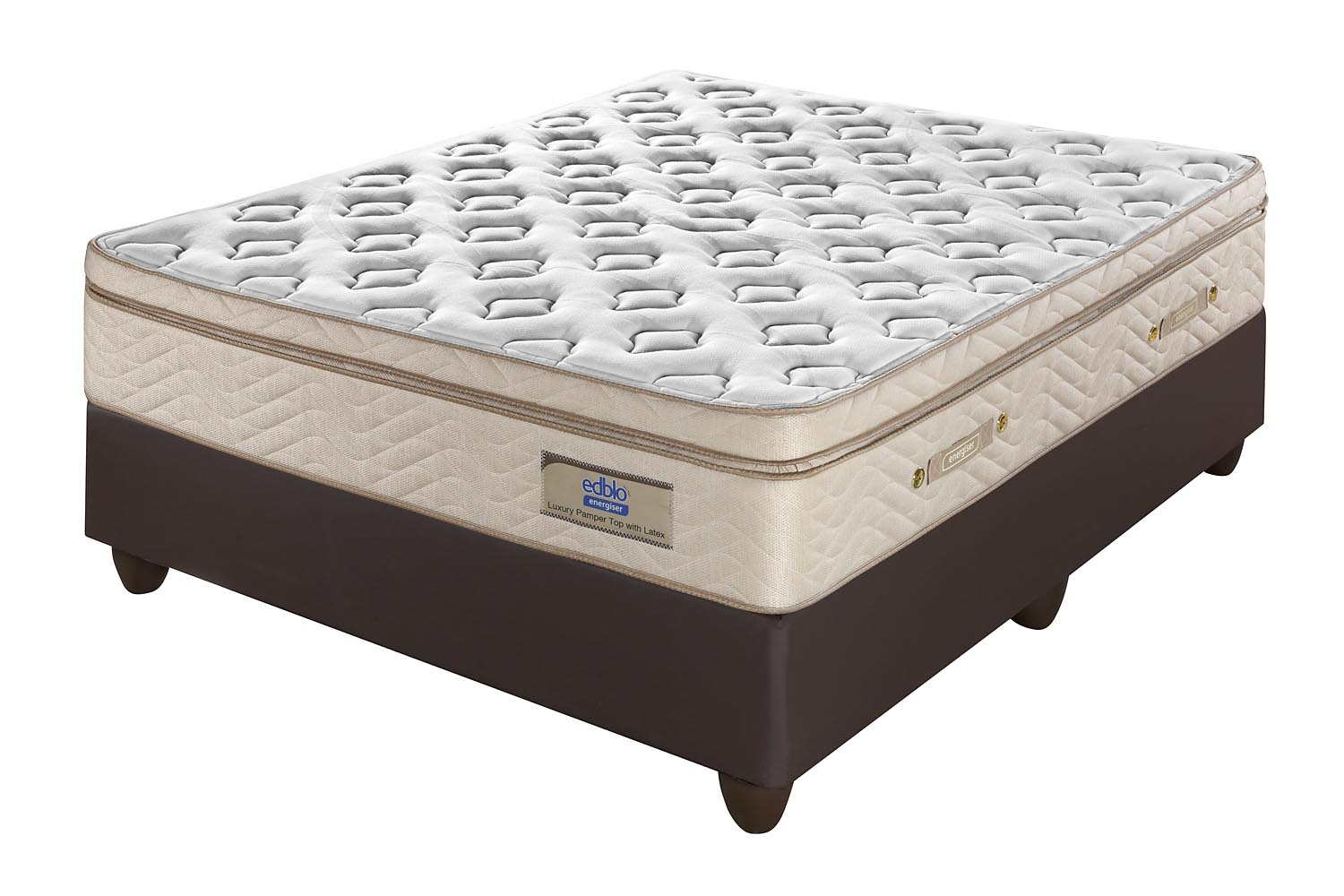 Edblo energiser luxury pamper top bed beds and more Bed and mattress for sale