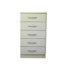Chest of drawers, white at Beds and More Parow.