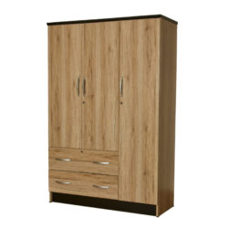 Wardrobe Cupboard Debra Oak. R 2 550 by Beds and More