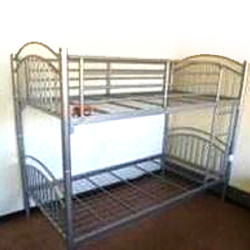 beds and more - bedroom furniture_beds and more-parow-cape town_Steel Double Bunk