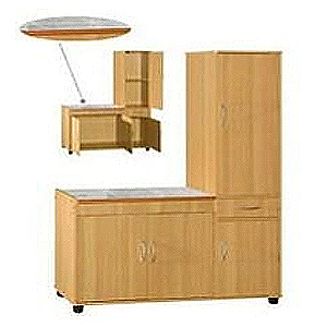 Kitchenette beds and more for Kitchenette cupboard
