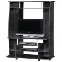 Casablanca-TV-stand-black-ash---Beds-and-More---Parow - Dimensions: Can fit 40 inch LCD TV