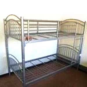 Steel Double Bunk Beds And More